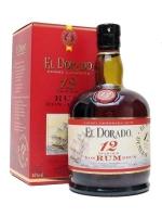 El Dorado Rum Guyana 12yr 750ml