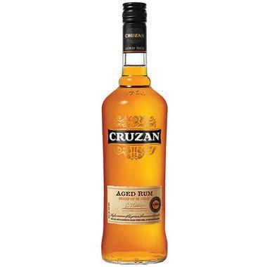 Cruzan Rum Dark Aged 750ml