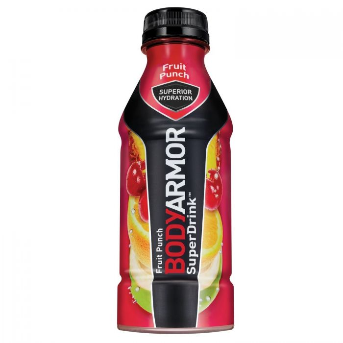 Bodyarmor Super Drink Fruit Punch 28oz Bot