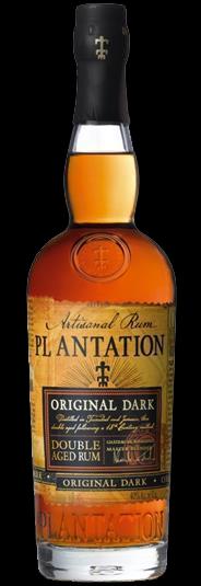 Plantation Rum Original Dark Double Aged Rum 750ml