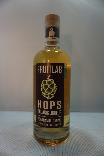 Fruitlab Liqueur Organic Hops 750ml