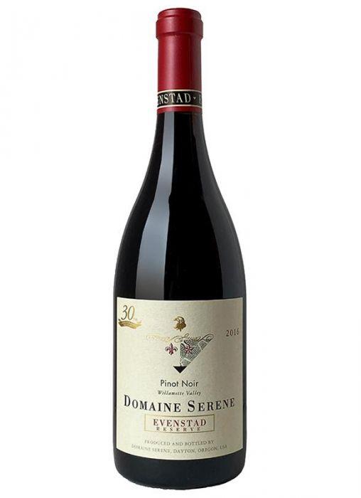 Domaine Serene Evenstad Reserve Pinot Noir Willamette Valley Oregon 2016
