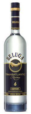 Beluga Vodka Transatlantic Racing Russian 750ml
