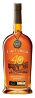 Forty Creek Whiskey Double Barrel Reserve Canadian 750ml