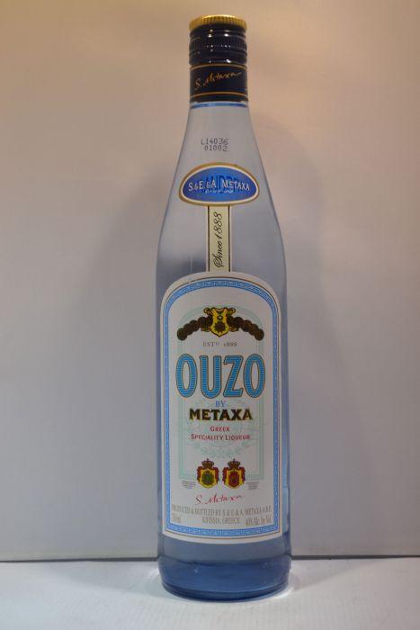 Metaxa Ouzo Kosher 750ml