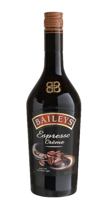 Baileys Irish Cream Liqueur Espresso Creme 750ml