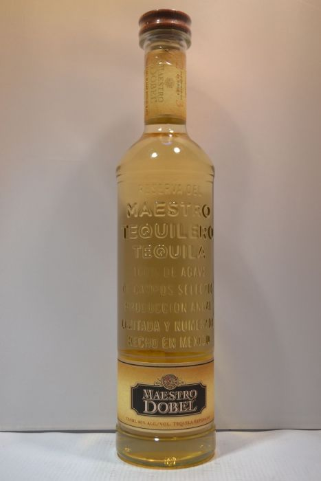 Maestro Dobel Tequila Reposado 750ml