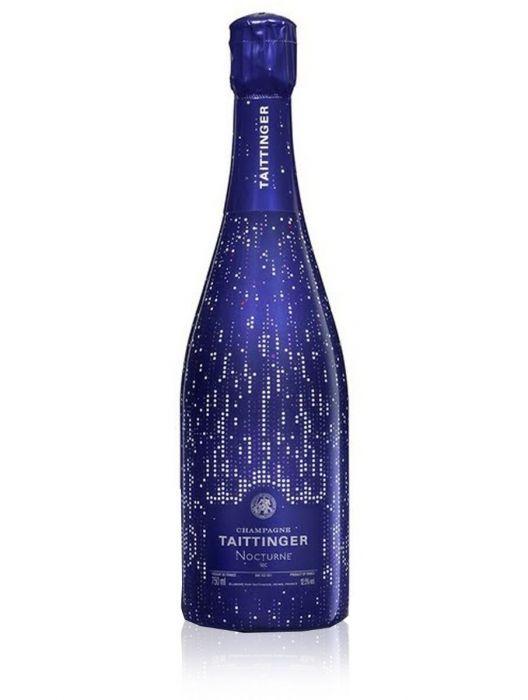 Taittinger Champagne Nocturne Sec City Lights Edition France 750ml
