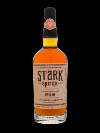 Stark Spirits Rum Gold California 92pf 750ml
