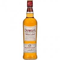 Dewar's Scotch Blended White Label 750ml