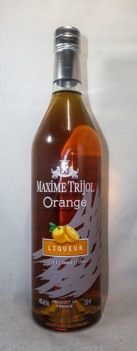 Maxime Trijol Orange Liqueur France 750ml