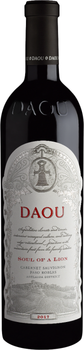 Daou Red Wine Soul Of A Lion Paso Robles 2018