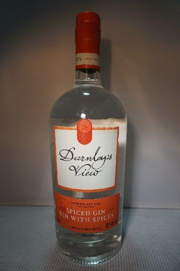 Darnley's View Spiced Gin Small Batch London 750ml