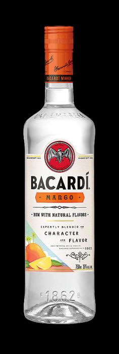 Bacardi Rum Mango 750ml