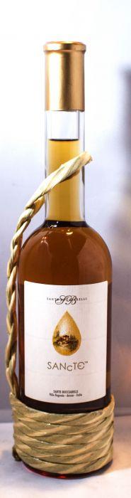 Santo Bucciarelli Opera Vino Liquoroso Desert Wine White Italy 500ml
