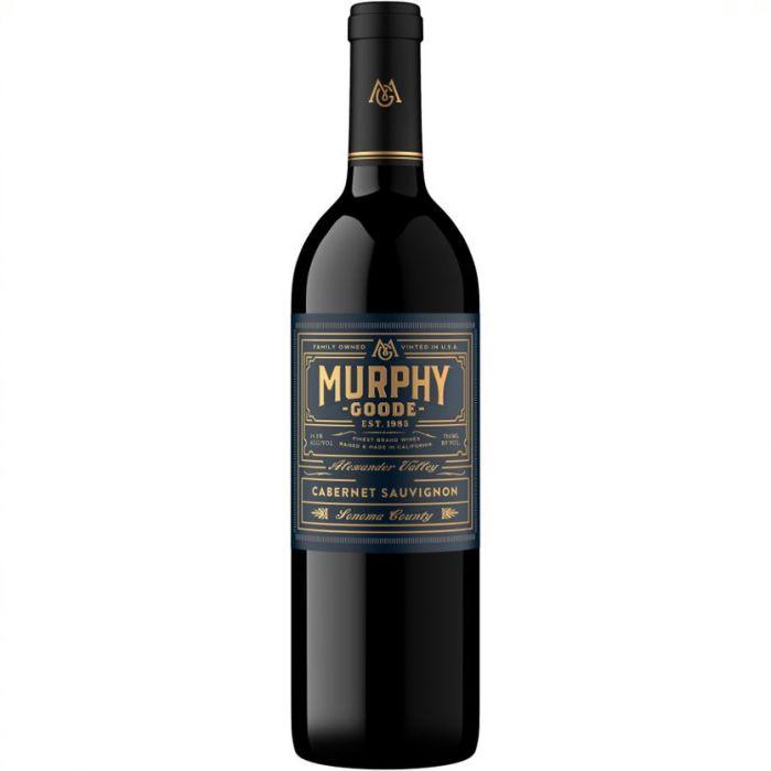 Murphy Goode Cabernet Sauvignon Alexander Valley 2015