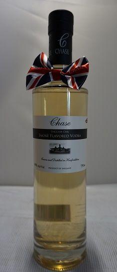 Chase Vodka Smoke Flavored England 750ml