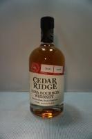 Cedar Ridge Bourbon Iowa 750ml