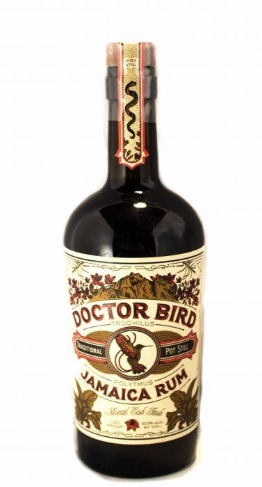 Doctor Bird Rum Moscatel Cask Finished Jamaica 100pf 750ml
