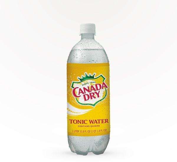 Canada Dry Tonic Water 1 Li Bot