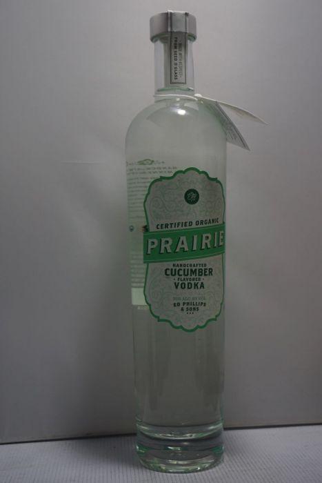 Prairie Vodka Cucumber Organic Minnesota 750ml