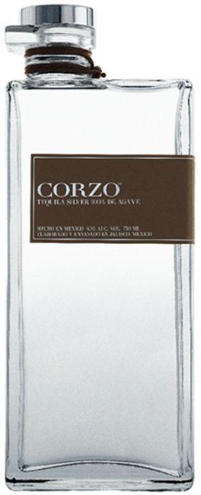 Corzo Tequila Silver 375ml