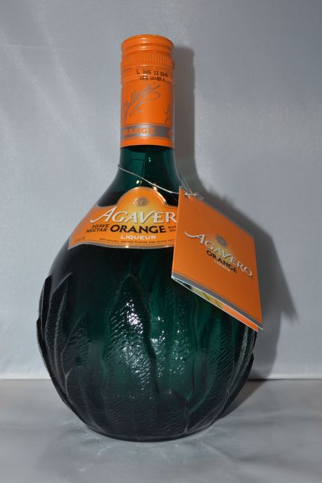 Agavero Orange Liqueur 750ml