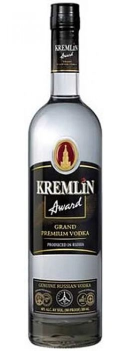 Kremlin Award Vodka Grand Premium Russian 750ml