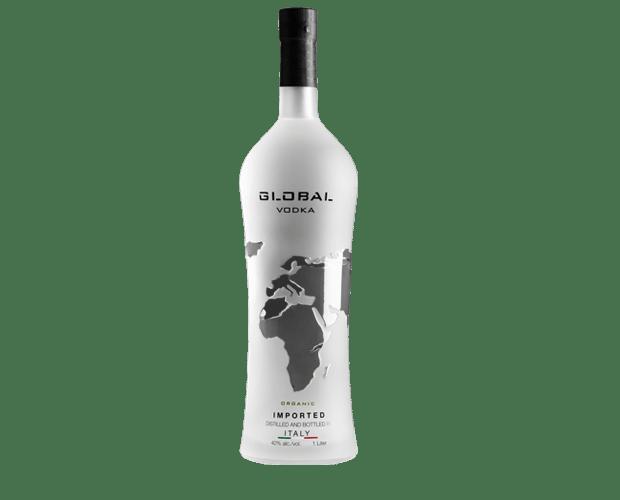 Global Vodka Gluten Free Organic Italy 750ml