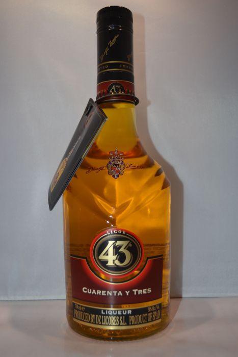 Licor 43 Liqueur 750ml