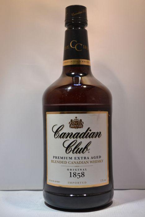 Canadian Club Whisky Extra Aged Canada 1.75li