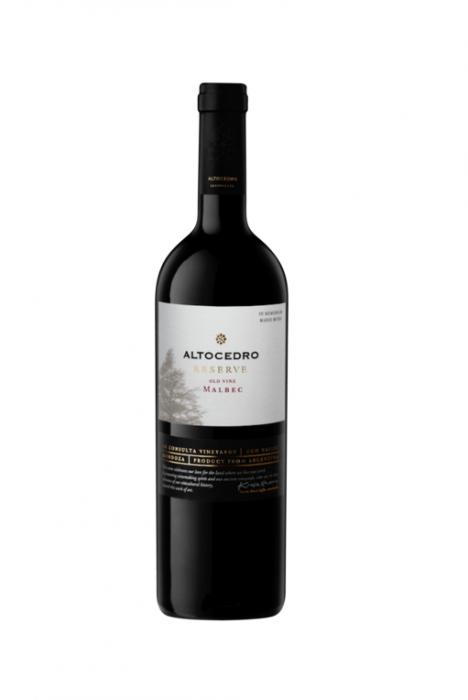 Altocedro Malbec Reserva Argentina 2015