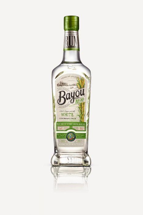 Bayou Rum Silver Louisiana 750ml