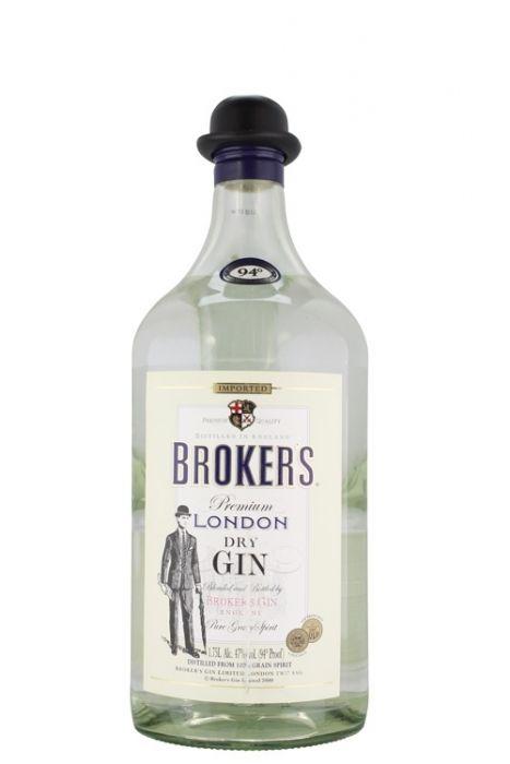 Brokers Gin Dry London 1.75li
