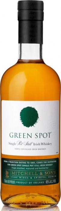 Green Spot Whiskey Single Pot Still Finished In Zinfandel Wine Cask Chateau Montelena Irish 92pf 750ml