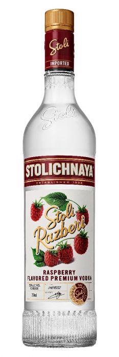 Stolichnaya Vodka Razberi 750ml
