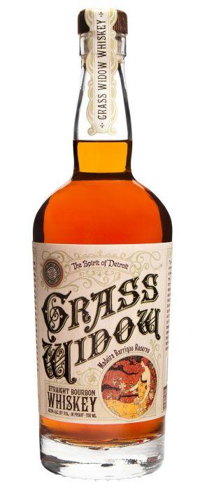 Grass Widow Bourbon Madura Barrique Reserve Detroit 91pf 750ml