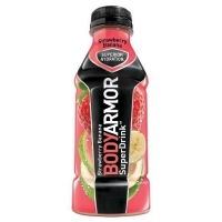 Bodyarmor Super Drink Strawberry Banana 28oz Bot