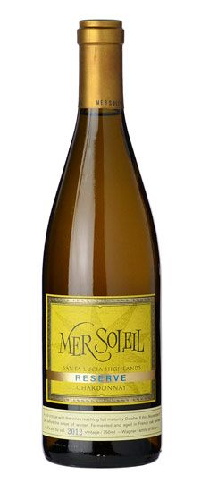 Mer Soleil Chardonnay Reserve Santa Lucia Highlands 2018