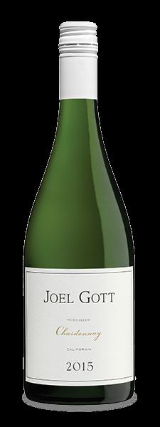 Joel Gott Chardonnay Monterey Sonoma Napa 2016