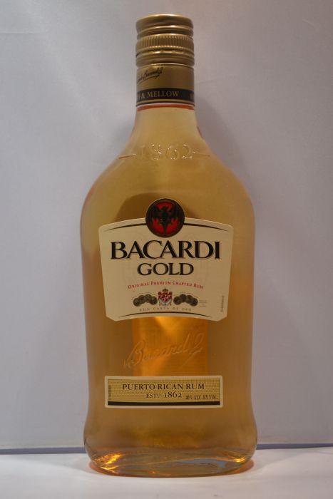 Bacardi Rum Gold 375ml