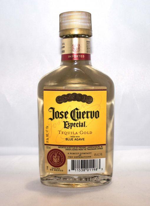 Jose Cuervo Tequila Gold 200ml Flask