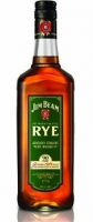 Jim Beam Whiskey Rye Kentucky 90pf 750ml