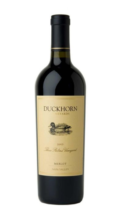 Duckhorn Vineyards Merlot Three Palms Napa 2017