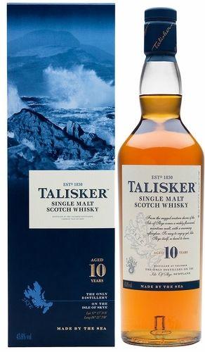 Talisker Scotch Single Malt 91.6pf 10yr 750ml