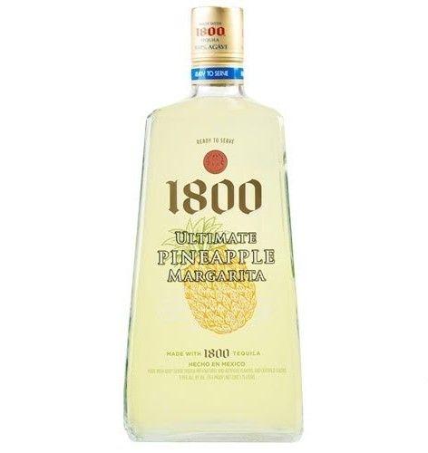 1800 Ultimate Pineapple Margarita Rtd 1.75li