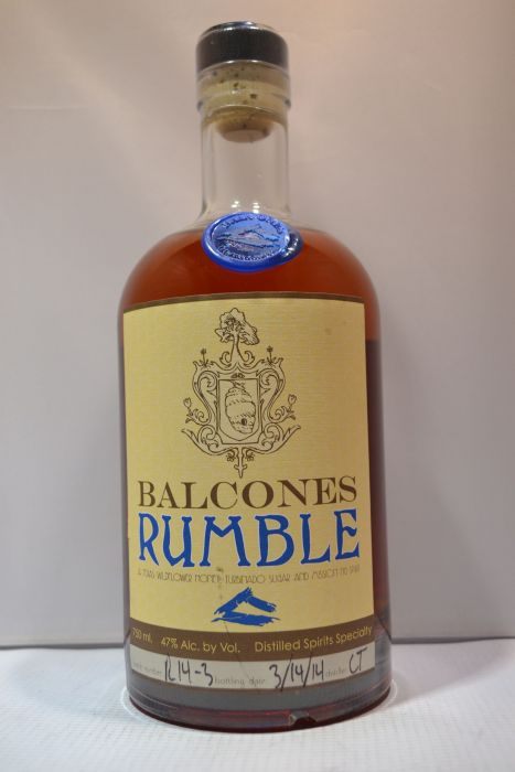Balcones Rumble Spirit 94pf 750ml