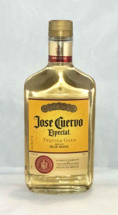 Jose Cuervo Tequila Gold 375ml
