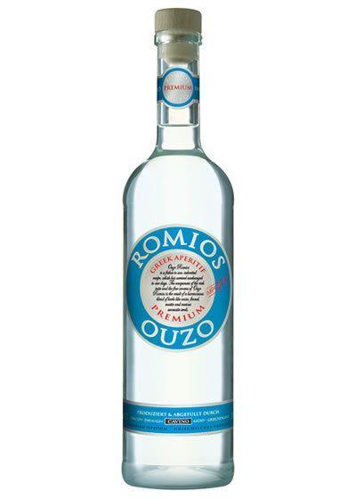 Romios Ouzo Premium Greek 750ml