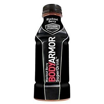 Bodyarmor Super Drink Blackout Berry 28oz Bot